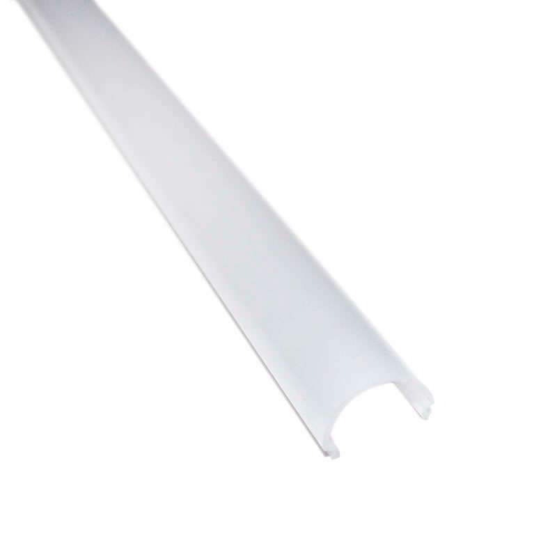 Cubierta translúcida para perfil STUV, 2 metros